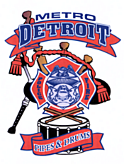 Metro Detroit Police & Fire Pipes &                   Drums